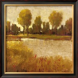 Golden Light II Prints by P. Patrick