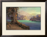Lakeside Garden Prints by Daniel Sherrin