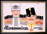 Der Feldherrnugel Framed Giclee Print by  Klinger