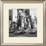 Street of New York Prints by Giovanni Manzo