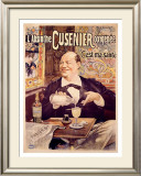 Absinthe Cusenier Framed Giclee Print by Francisco Tamagno