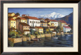 Alpine Harbor Prints by Jim Monahan