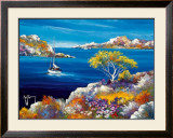 Mer d'Huile Prints by Roger Keiflin