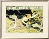 Abricotine Liqueur Framed Giclee Print