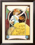 Beer Framed Giclee Print