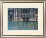 Venice Palazza Da Mula Prints by Claude Monet