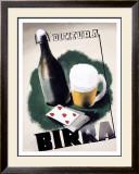 Birra Maquette Framed Giclee Print