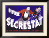 Secrestat Framed Giclee Print by  Robys (Robert Wolff)