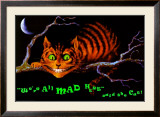 We're All Mad Here Prints