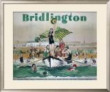 Bridlington Framed Giclee Print by William Barribal