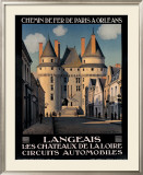 Langeois Framed Giclee Print by Constant Leon Duval
