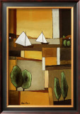 Two Boats II Prints by Hans Paus