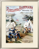 Rubsam and Horrmann Framed Giclee Print
