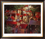 Rooftops II Prints by Michael O'Toole