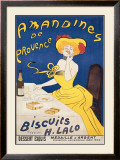Amandines Framed Giclee Print by Leonetto Cappiello