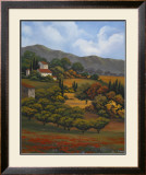 Italian Countryside I Prints by Vivien Rhyan