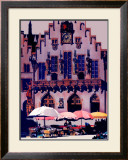 Frankfort, LNER Poster, 1923-1947 Framed Giclee Print by Fred Taylor