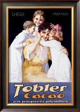 Tobler Cacao Framed Giclee Print