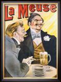 Bierre La Meuse Framed Giclee Print