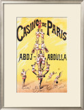 Casino de Paris Framed Giclee Print