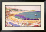 Isle of Man, Travel by LMS Framed Giclee Print by Christopher Clark