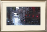 Japan Rain Prints by Stéphane Belin