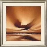 Coastal Calm Poster by Robert J. Ford