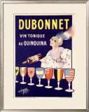 Dubonnet Framed Giclee Print by  Clerice