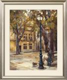 Provence Village II Prints by Marilyn Hageman