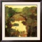The River Art by Jesus Barranco