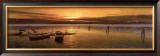 Lagoon at Sunset II Prints by W. Galland