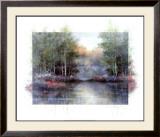 Lakeside Reflections Posters by Tan Chun