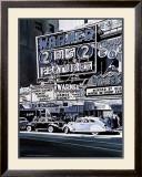 Broadway I Prints by Alain Bertrand