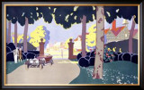 Droitwich Framed Giclee Print by Leonard Campbell Taylor