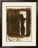 Door, c.2007 Framed Giclee Print by Daniel Bastin