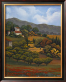 Italian Countryside I Posters by Vivien Rhyan