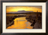 Inverness Framed Giclee Print by Norman Wilkinson