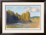 South Fork Limited Edition Framed Print by Steve Parker