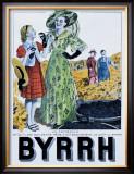 Byrrh Framed Giclee Print