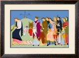 Durham Framed Giclee Print by Doris Clare Zinkeisen