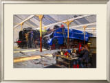 Giants Refreshed Framed Giclee Print by Terence Tenison Cuneo