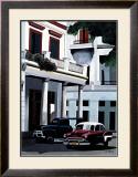 Le Prado, La Havane Prints by Anne Du Planty