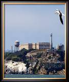 Alcatraz Federal Penitentiary Framed Photographic Print