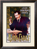 Kina Cadet Framed Giclee Print by Francisco Tamagno