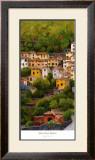 Lago di Como I Poster by Montserrat Masdeu