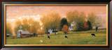 Fall Pasture Prints by Raymond Knaub