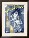 Peerless Cycles Framed Giclee Print