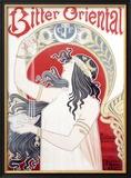Bitter Oriental Framed Giclee Print