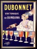 Dubonnet Framed Giclee Print by  Clerice