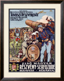 Reszveny Serfozde Framed Giclee Print by Paul Foldes